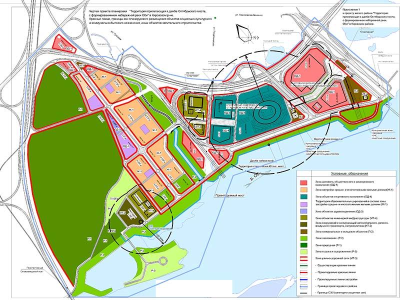 проект планировки территории образец