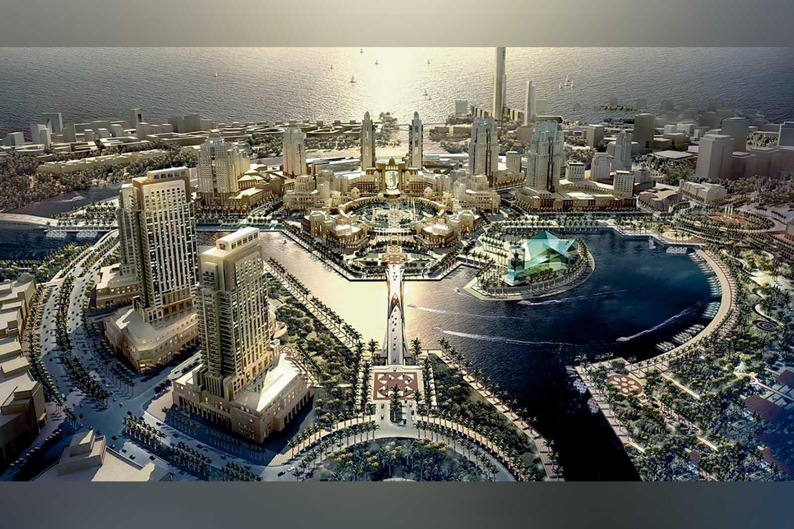 ОАЭ. Масдар — экологически чистый город