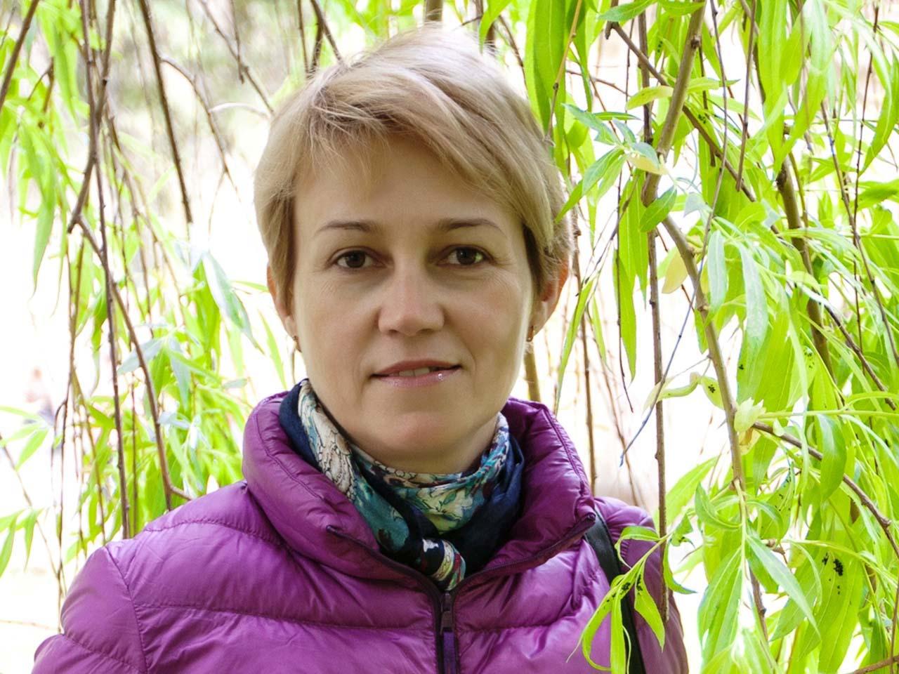 Галина Рыбакова