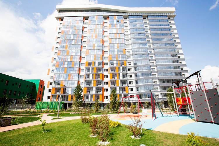 Лескова, 31, жилой комплекс «Оазис»