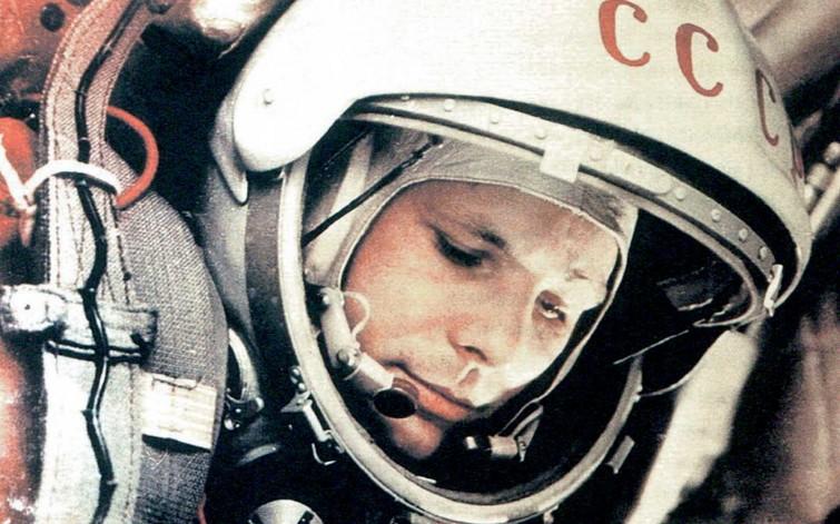 «Всё видно очень ясно: космос чёрный— земля голубая», - Юрий Гагарин
