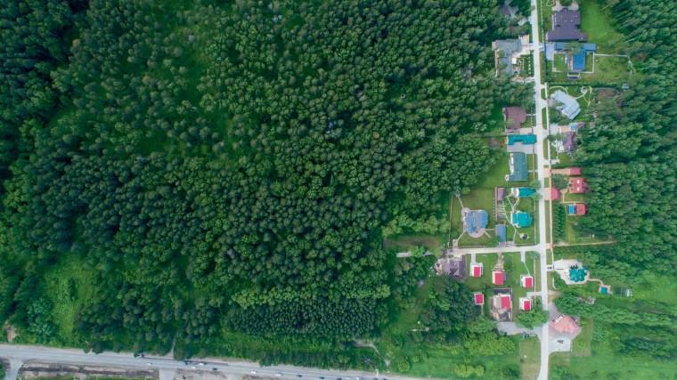 Самые-самые: коттеджные поселки в Новосибирской области