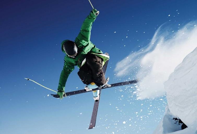 Самые необычные горнолыжные трассы