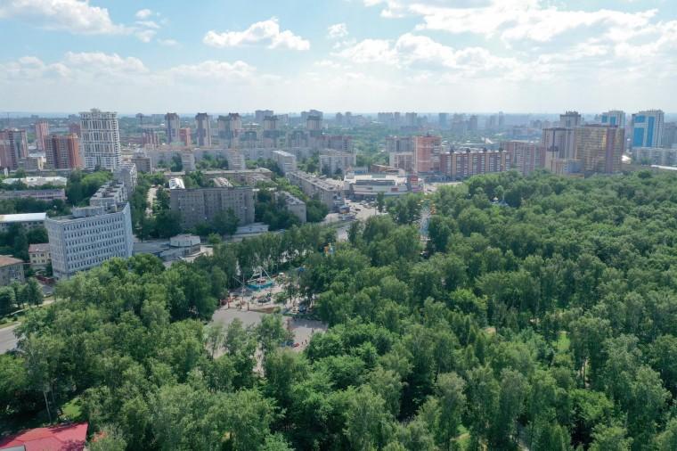 Всё такое умное: благоустройство Новосибирска