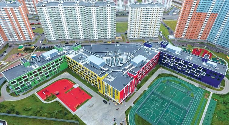 В Москве построят самую большую школу в стране