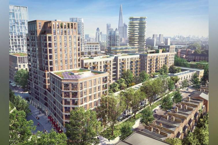 В Лондоне выбрали лучшие жилые проекты 2018 года