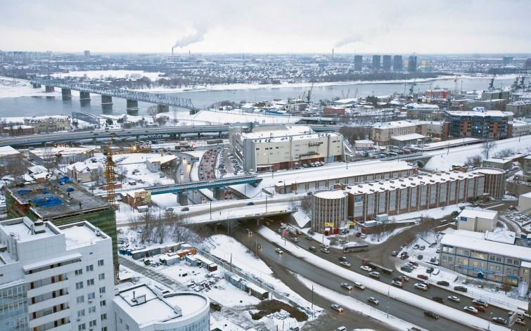 Контора инженера Будагова: к началу Новосибирска