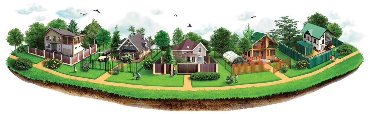 где регистрируют земельный участок в собственность
