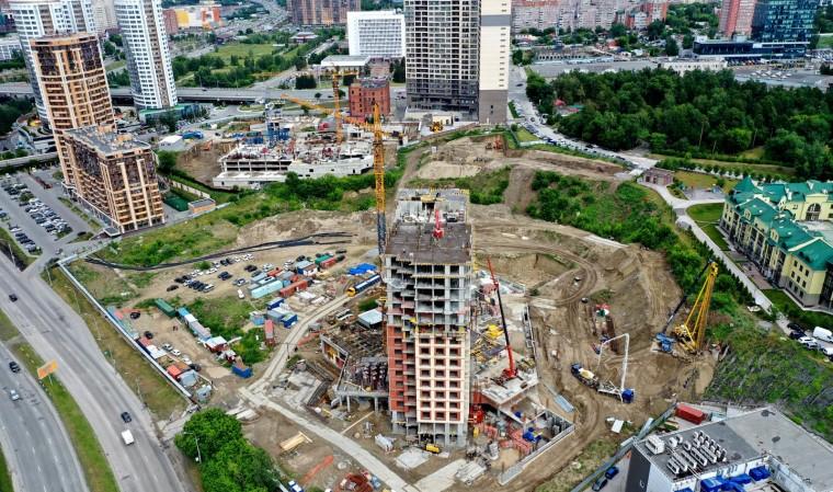 Стратегия развития строительной отрасли РФ до 2030 года