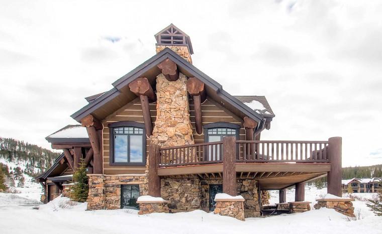 Готовь дом зимой