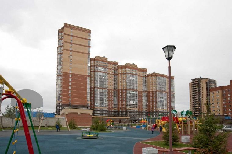 Калининский район Новосибирска: жилые массивы и промышленность
