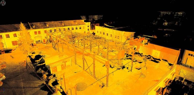 Доступные технологии сегодня: наземное лазерное сканирование и аэрофотосъемка с БПЛА