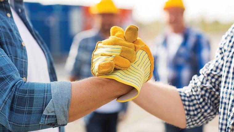 Поддержка строительной отрасли