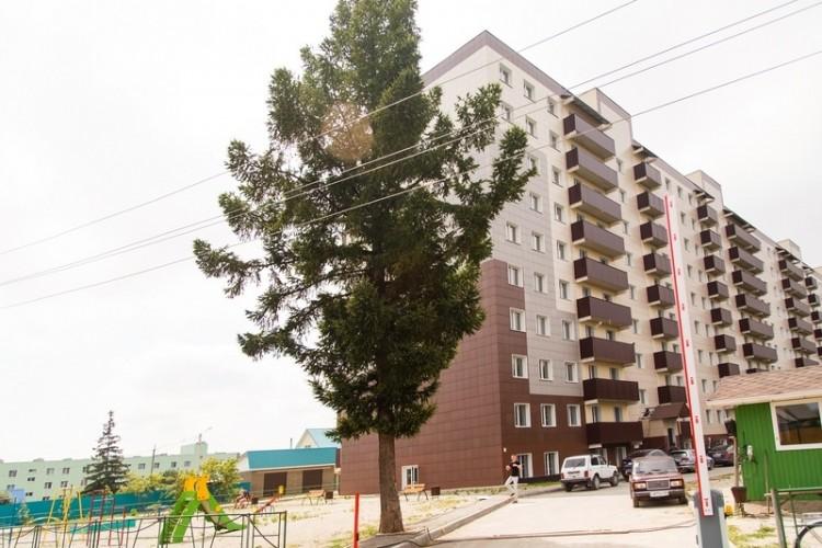 с. Криводановка, Зеленая, 214, Дом на Зеленой