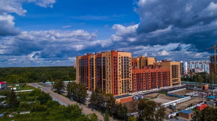Мясниковой, 30 стр (дом 2), жилой комплекс «Северная корона»