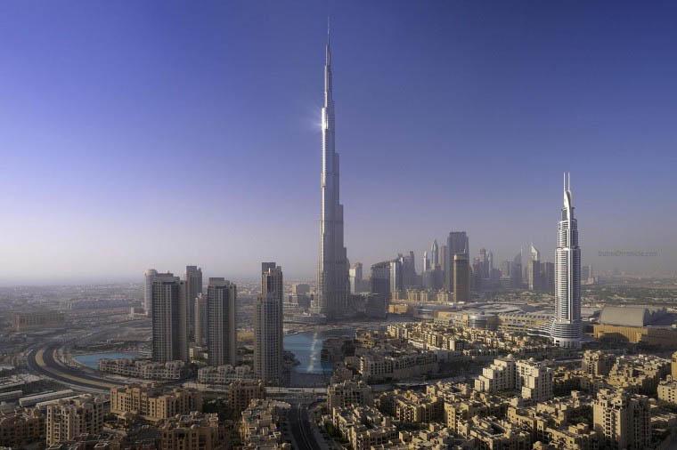 Самые высокие строящиеся здания мира