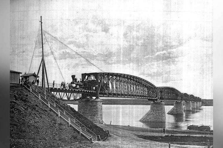 Мосты Новосибирска