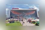 Авангард, Омск, МСК «Арена Омск», вместимость 10 318 зрителей, открыта в 2007 г.