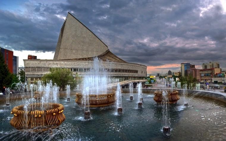 Новосибирск: сюда или отсюда?