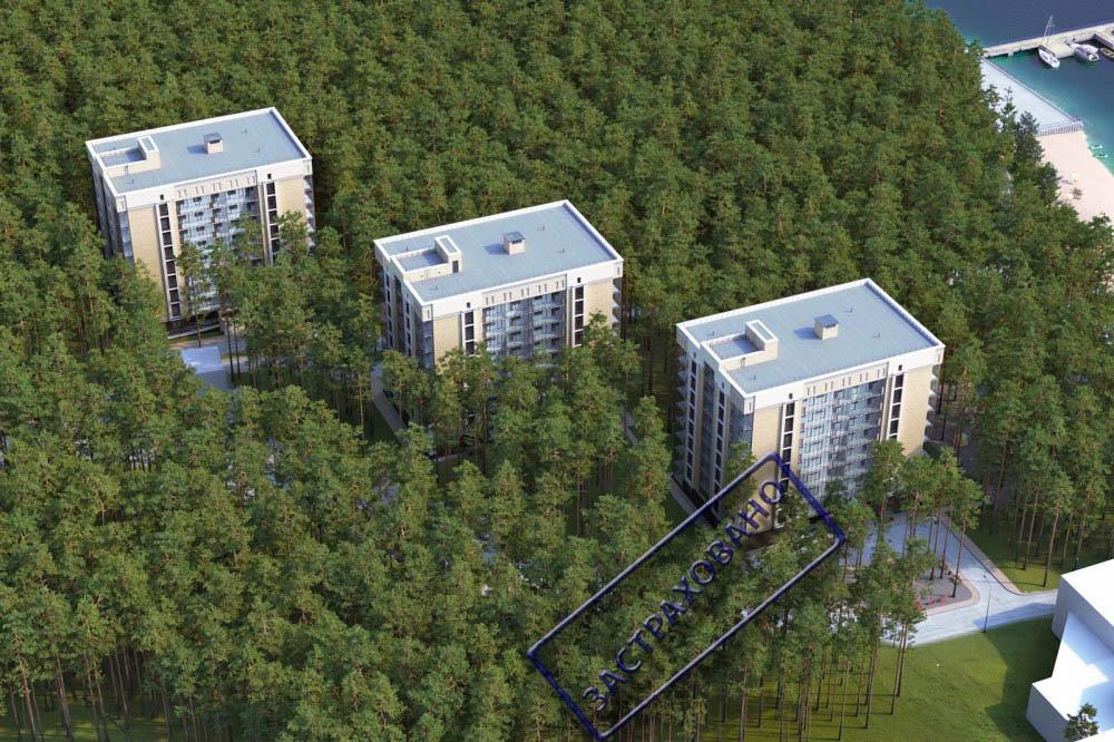 В Новосибирске появился ЖК, застрахованный от долгостроя