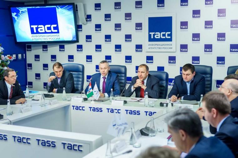 Расширенное заседание Регионального делового клуба строителей