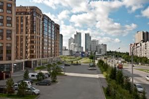 Высотные жилые дома в Новосибирске: лидер остается прежним