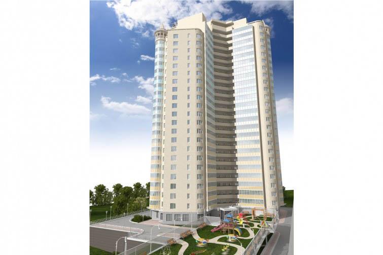 Дачная 5 стр, жилой комплекс «УЮТ 3 D»