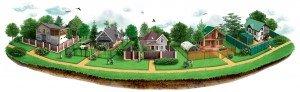 Земля для дома