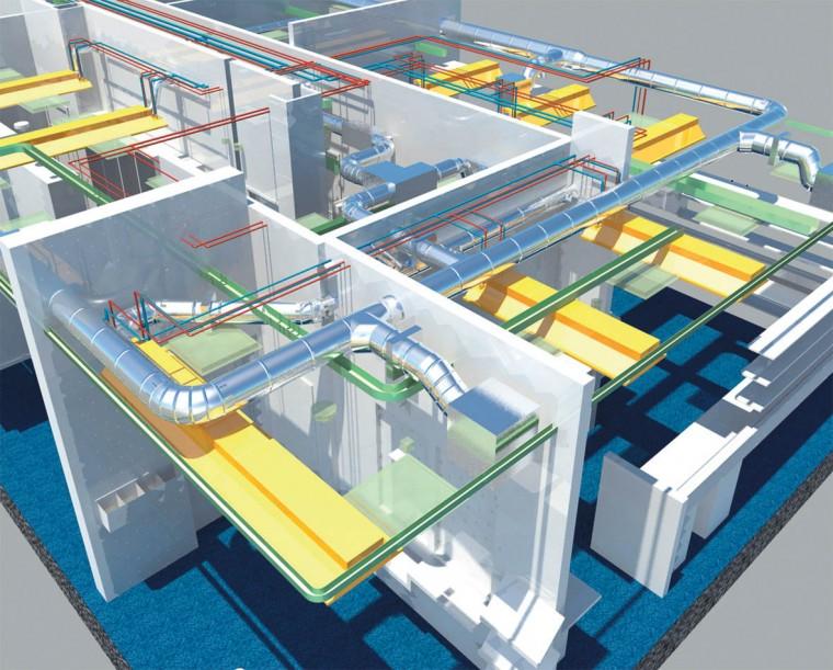 BIM-технологии в строительстве