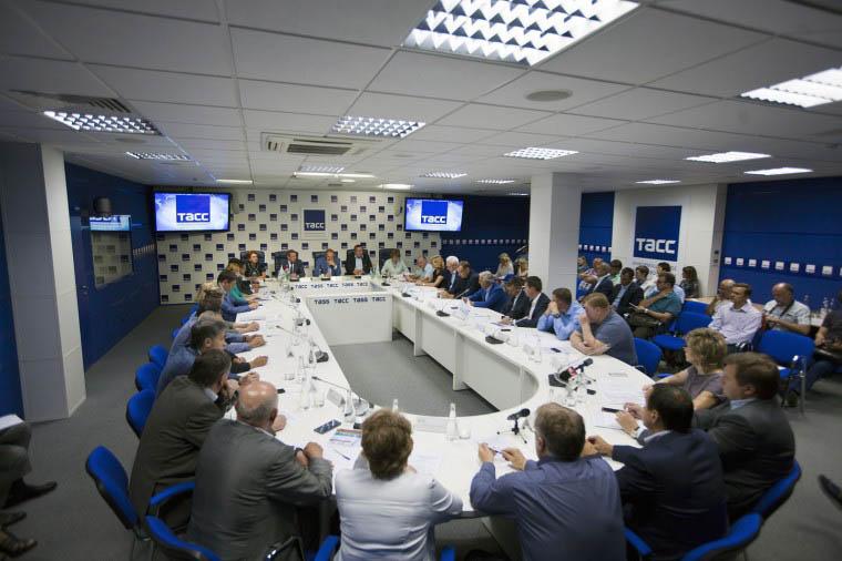Новосибирские строители обсудили перспективы развития отрасли