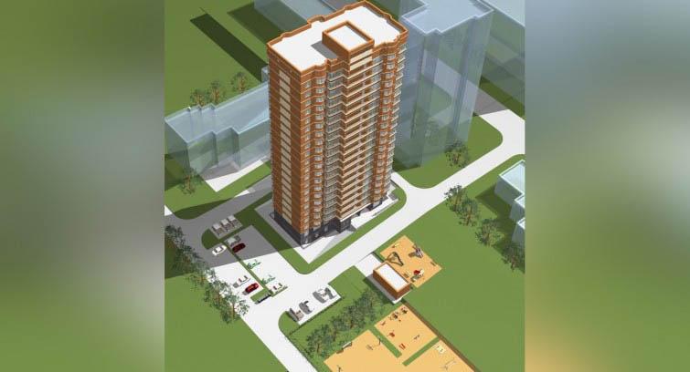 Ельцовская, 6 стр, жилой комплекс «на Ельцовской»