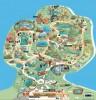 Сингапурский зоопарк карта