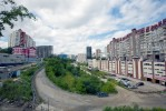 Город контрастов Новосибирск