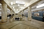 Станция метро Красный проспект