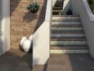 Актуальный тренд: керамические ступени