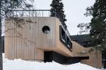 Лучшая архитектура из дерева в России