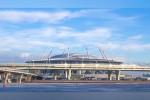 Санкт-Петербург, стадион «Санкт-Петербург». Вместимость – 67 тыс.