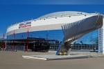 Локомотив, Ярославль, УКРК «Арена 2000»,  вместимость 9 070 зрителей, открыта в 2001 г.