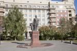 Памятник  архитектору Андрею Крячкову