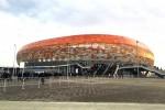 Саранск, «Мордовия Арена». Вместимость – 44 тыс.