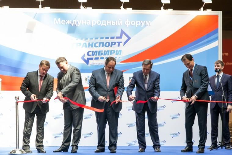 В Новосибирске завершился международный форум «Транспорт Сибири – 2017»