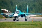 100-ый самолет СУ-34
