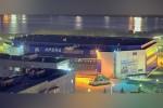 Металлург, Магнитогорск, Ледовый дворец «Арена-Металлург»,  вместимость 7 700 зрителей, открыт в 2007 г.