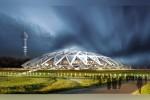 Самара, «Самара Арена». Вместимость – 45 тыс.