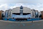 Нефтехимик, Нижнекамск, СКК «Нефтехим Арена», вместимость 5 500 зрителей, открыта в 2005 г.