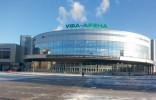 Салават Юлаев, Уфа, «Уфа-Арена»,  вместимость 8 070 зрителей, открыта в 2007 г.
