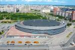 СКА, Санкт-Петербург, Ледовый дворец,  вместимость 12 500 зрителей, открыт в 2000 г.