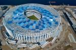 Торпедо, Нижний Новгород, строительство новой арены