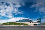 Сочи, Сочи, Ледовый дворец «Большой»,  вместимость 12 000 зрителей, открыт в 2013 г.