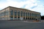 Спартак, Москва, Дворец спорта «Лужники»,  вместимость 8 700 зрителей, открыт в 1956 г.